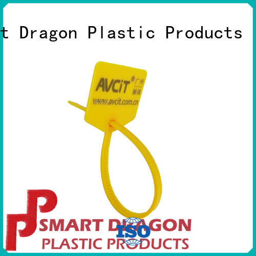 numbers plastic seal for container onetime proof for ballot box