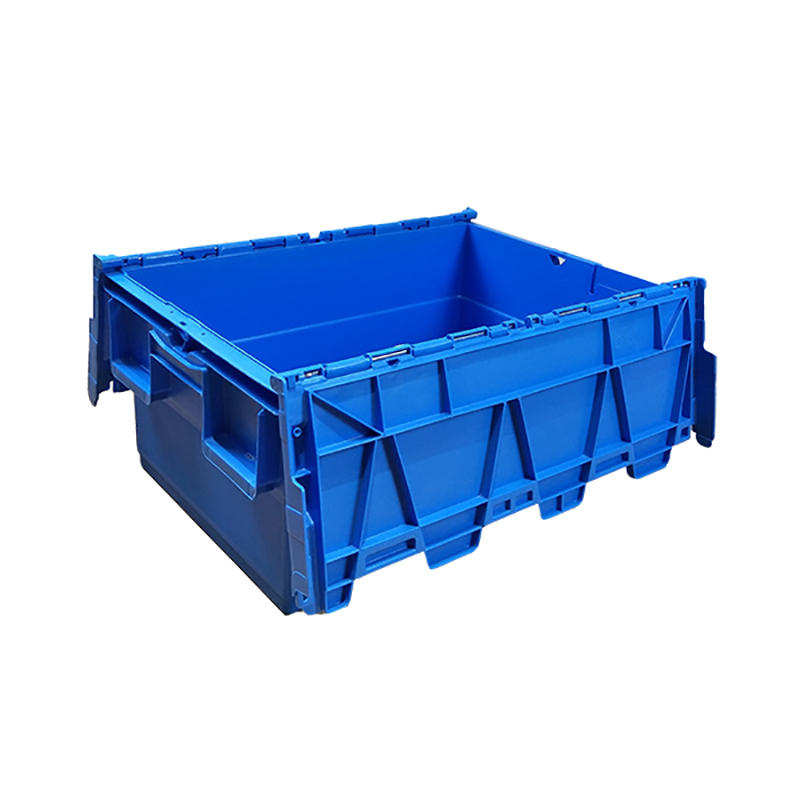 SMART DRAGON-Manufacturer Of Folding Hand Truck Large Plastic Containers With Lids Plastic-2