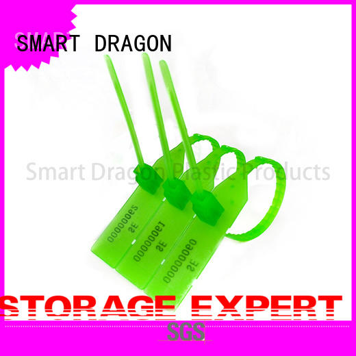 SMART DRAGON colored seal plastics 400mm for packing