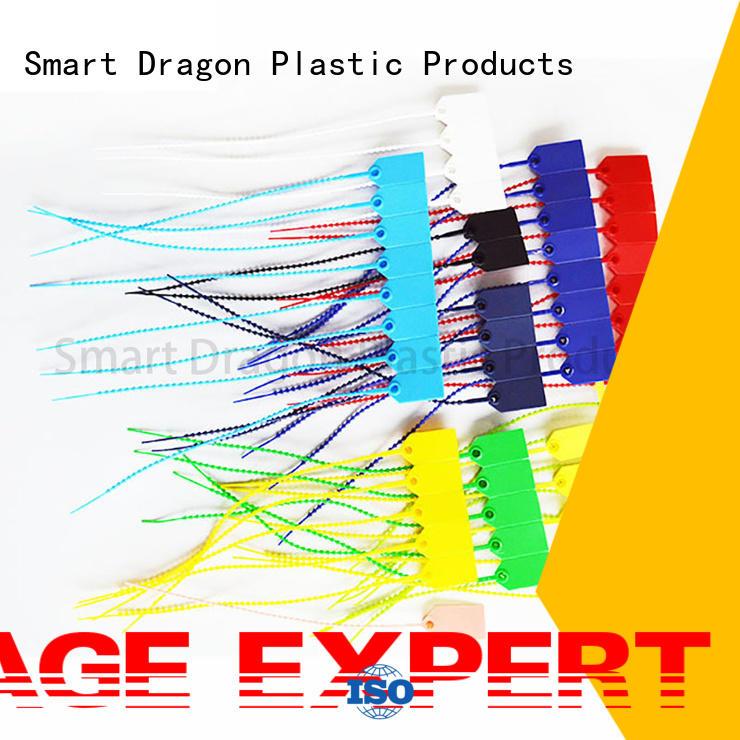 Wholesale off tank plastic bag security seal SMART DRAGON Brand