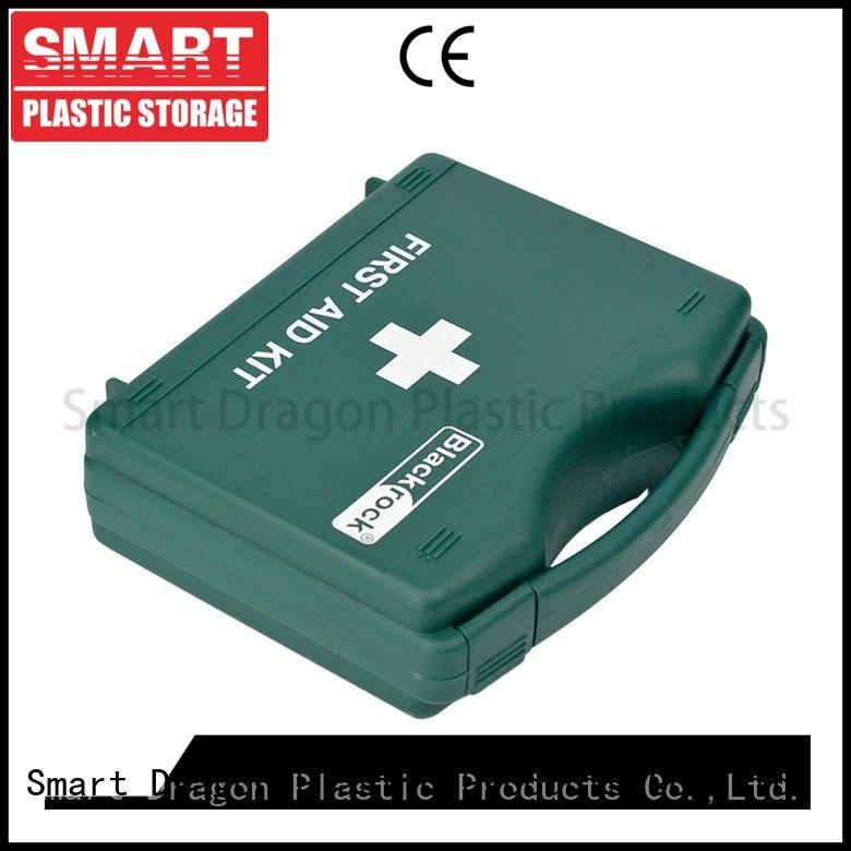 first aid box supplies pp travel aid Warranty SMART DRAGON