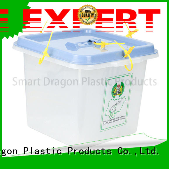 disposable ballot box for sale colored for election SMART DRAGON