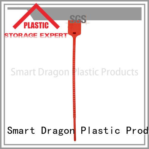 number pp tag OEM plastic bag security seal SMART DRAGON