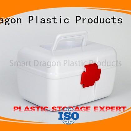 material aid pp plastic medicine box kit SMART DRAGON Brand