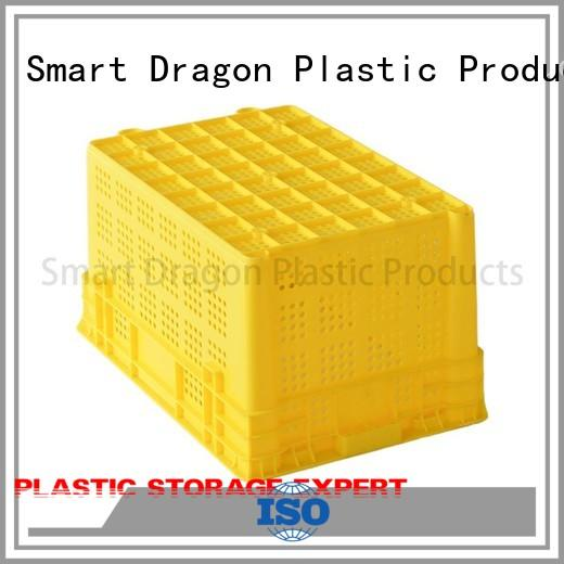 SMART DRAGON best rated plastic crates factory for forwarder