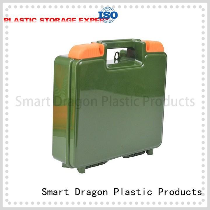 travel first plastic medicine box SMART DRAGON Brand